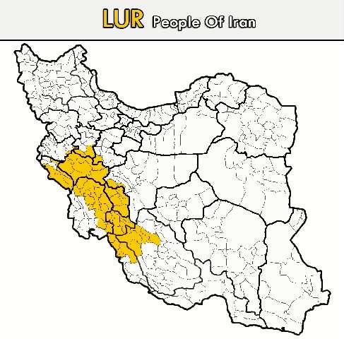 ۲lur_people_of_iran_map-001
